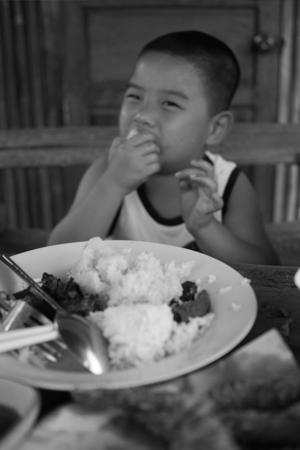 タイのもち米