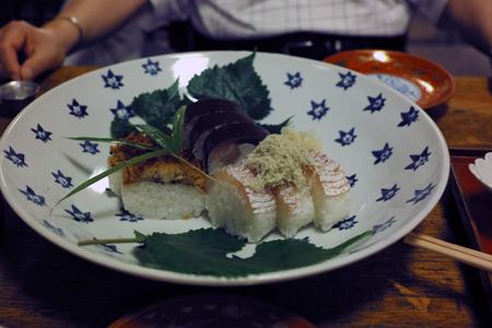 いず重の寿司