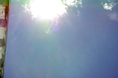 チェンコーンの空