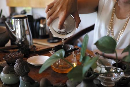 老班章古樹青餅2005年プーアル茶