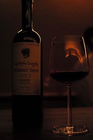 グルジアのワイン
