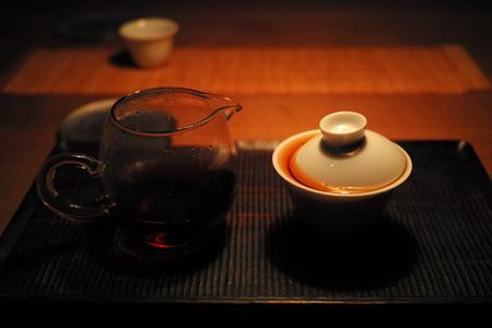 プーアール茶ドットコムのお茶会