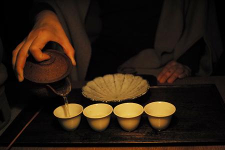 マルちゃんの茶壺