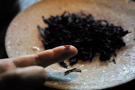 厚紙8582七子餅茶プーアル茶