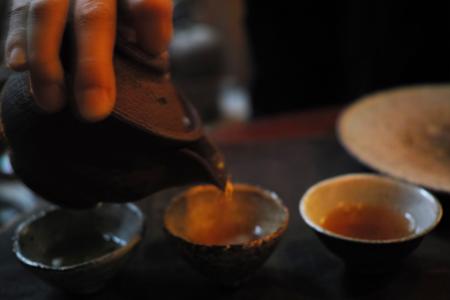 チェコのマルちゃんの茶壺