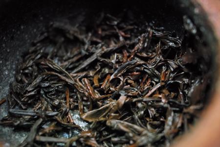 無名烏龍茶2013年