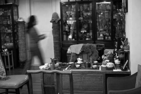 楊姐の老茶頭1990年代プーアル茶