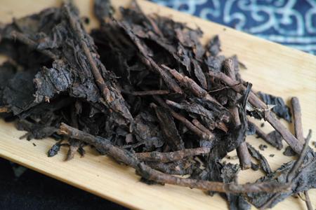 昆明老方磚92年プーアル茶