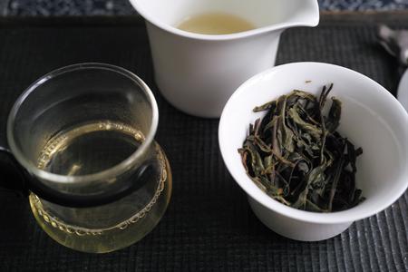 丁家老寨春の散茶2015年