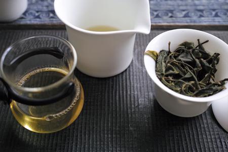 弯弓のお茶