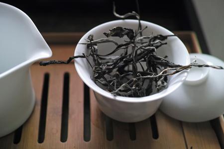 香椿林単樹春の散茶2015年