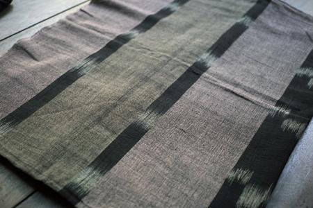 タイの織物