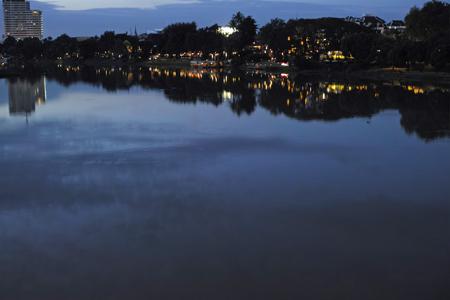 チェンマイの川