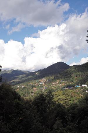 巴達山2011年10月