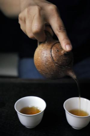 茶学水の振動