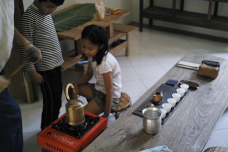 道具と子供