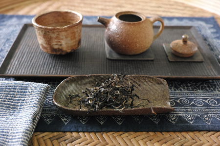 香椿林の紅茶2016年と茶器