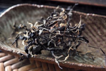 香椿林の紅茶2016年茶葉