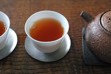 漫撒一水紅茶2016年 茶色