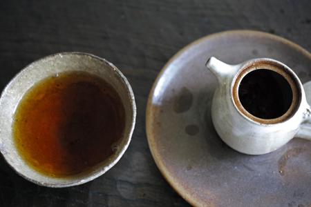 優しいお茶の味は身体にもやさしい