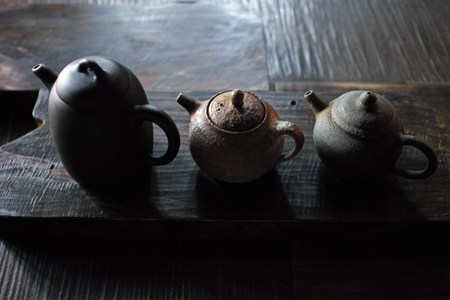 茶壺いろいろ