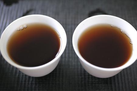 白磁の蓋碗2種3煎め茶杯