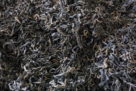 渥堆発酵の散茶