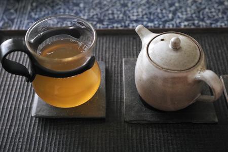 張家湾古樹熟茶2016年泡茶2