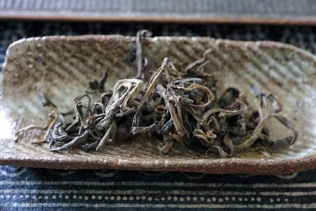 張家湾古樹熟茶2016年