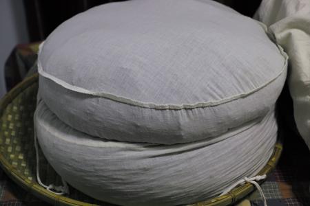 渥堆発酵の布袋