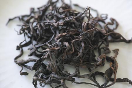 温州人の易武古樹熟茶茶葉アップ