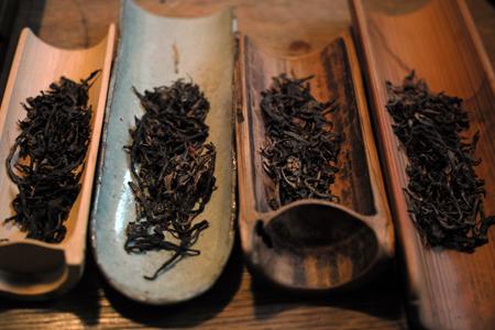 茶学4人分の茶葉