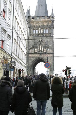 プラハの橋