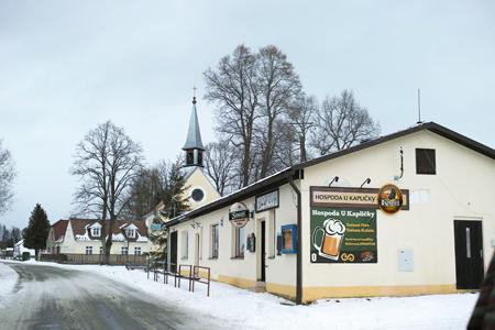 クリコフのレストラン