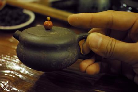 茶壺120万円