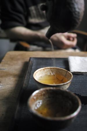 香椿林青餅2016年泡茶