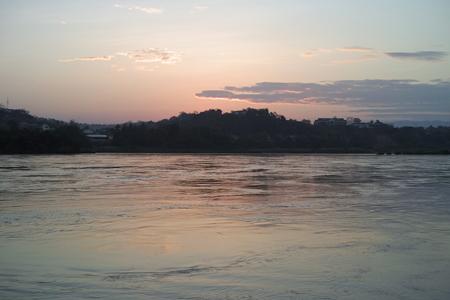 チェンコーンメコン川