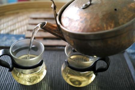 煮るお茶2