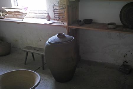 チェコの壺熟成