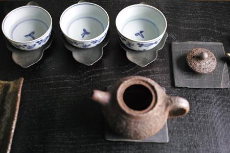 白磁の茶杯