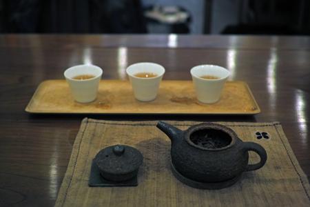 困鹿山単樹の散茶2016年