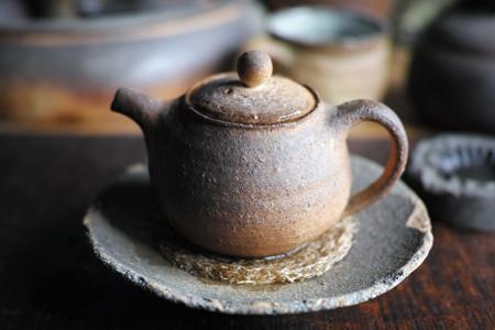 茶壺蒸らし