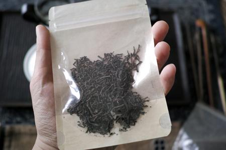 1980年代の黒茶