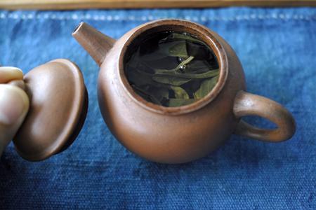 泡茶の茶葉