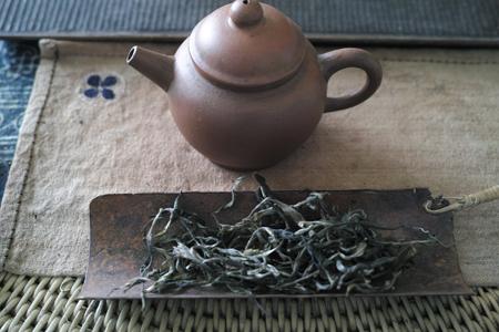 孟宋新緑散茶2018年