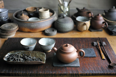 瑶洞古樹青茶2015年