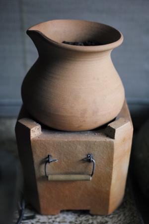茶葉の乾燥