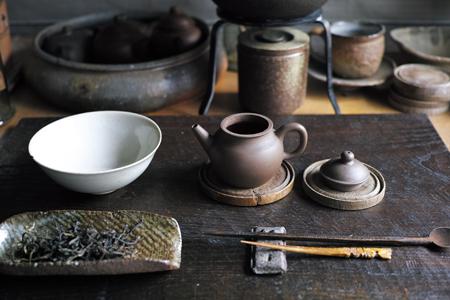 宜興の茶壺