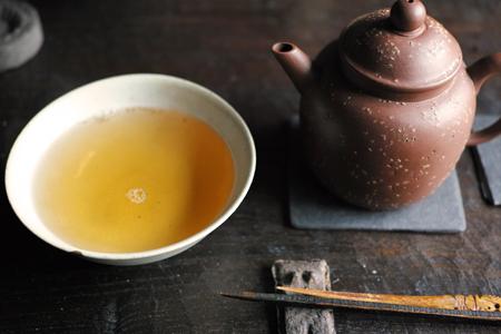 3煎めの茶湯