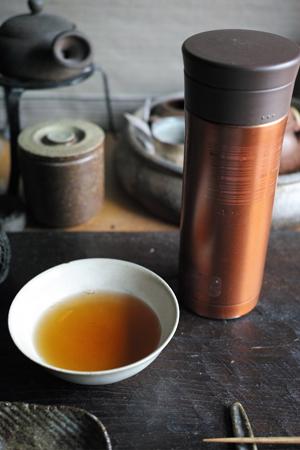 サーモスのお茶